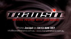Transit The Band