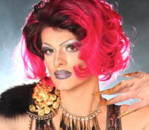 KARA ZMATIQ - Award Winning Live Singing Drag Star